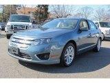 2011 Steel Blue Metallic Ford Fusion SEL #79320649