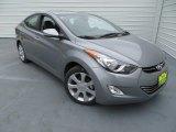 2013 Titanium Gray Metallic Hyundai Elantra Limited #79320346