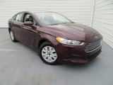 2013 Bordeaux Reserve Red Metallic Ford Fusion S #79320344