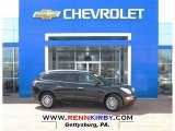 2010 Carbon Black Metallic Buick Enclave CXL AWD #79320467