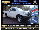 2007 Super White Toyota Tundra Regular Cab #79372020