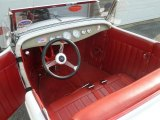 Ford Roadster Interiors