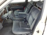 1992 Cadillac DeVille Interiors