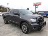2011 Magnetic Gray Metallic Toyota Tundra TRD Rock Warrior Double Cab 4x4 #79371883