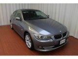 2011 Space Gray Metallic BMW 3 Series 328i xDrive Coupe #79371355