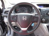 2013 Honda CR-V EX-L AWD Steering Wheel
