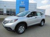 2013 Alabaster Silver Metallic Honda CR-V LX AWD #79371871