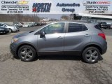 2013 Satin Steel Gray Metallic Buick Encore Convenience AWD #79371609