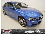 2013 Estoril Blue BMW 3 Series 335i Sedan #79371742