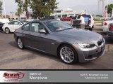 2010 Space Gray Metallic BMW 3 Series 335i Coupe #79371723