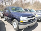 2005 Dark Blue Metallic Chevrolet Tahoe LT 4x4 #79371584