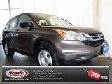 2010 Urban Titanium Metallic Honda CR-V LX AWD #79371324
