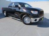 2008 Black Toyota Tundra Double Cab #79371693