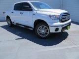 2013 Super White Toyota Tundra TSS CrewMax 4x4 #79371682