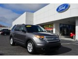 2011 Sterling Grey Metallic Ford Explorer XLT #79371537