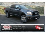 2013 Magnetic Gray Metallic Toyota Tundra TRD Rock Warrior CrewMax 4x4 #79371302