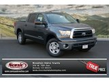 2013 Magnetic Gray Metallic Toyota Tundra CrewMax 4x4 #79371301