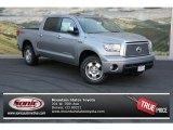 2013 Silver Sky Metallic Toyota Tundra Limited CrewMax 4x4 #79371300