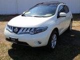2010 Glacier White Pearl Nissan Murano SL AWD #79371288