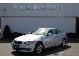 2011 Titanium Silver Metallic BMW 3 Series 328i xDrive Coupe #79371383