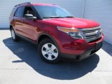 2013 Ruby Red Metallic Ford Explorer FWD #79371671