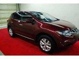 2011 Merlot Nissan Murano S #79371520
