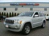 2006 Bright Silver Metallic Jeep Grand Cherokee Overland 4x4 #79372044