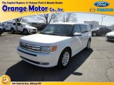 2010 White Suede Ford Flex SEL AWD #79371661