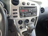 2004 Toyota Matrix XR AWD Controls