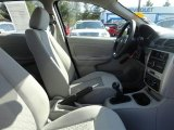 2010 Chevrolet Cobalt LS Sedan Gray Interior