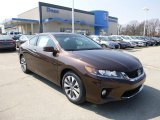 2013 Tiger Eye Pearl Honda Accord EX Coupe #79371892