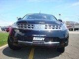 2006 Super Black Nissan Murano S AWD #7924100