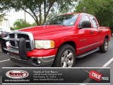 2002 Flame Red Dodge Ram 1500 SLT Quad Cab #79426971