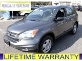 2011 Polished Metal Metallic Honda CR-V LX 4WD #79427124