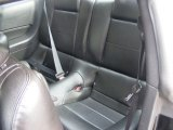 2005 Ford Mustang V6 Deluxe Coupe Rear Seat