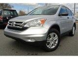 2010 Alabaster Silver Metallic Honda CR-V EX AWD #79427272