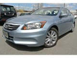 2012 Celestial Blue Metallic Honda Accord EX-L Sedan #79427271