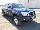 2012 Nautical Blue Metallic Toyota Tacoma V6 TRD Double Cab 4x4 #79427024