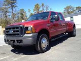 2007 Ford F350 Super Duty XL Crew Cab 4x4 Dually Data, Info and Specs