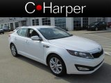 2013 Snow White Pearl Kia Optima LX #79426955