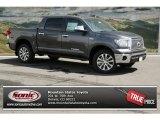 2013 Magnetic Gray Metallic Toyota Tundra Platinum CrewMax 4x4 #79426947