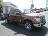 2011 Golden Bronze Metallic Ford F150 XLT SuperCrew #79427089