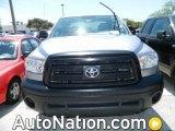 2010 Silver Sky Metallic Toyota Tundra Double Cab #79427246