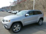 2014 Billet Silver Metallic Jeep Grand Cherokee Limited 4x4 #79427238