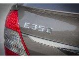 Mercedes-Benz E 2009 Badges and Logos