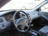 2002 Honda Accord LX Sedan Dashboard