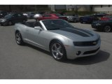 2012 Silver Ice Metallic Chevrolet Camaro LT/RS Convertible #79427295
