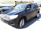 2010 Black Toyota Highlander V6 #79458766