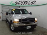 2004 Silver Metallic Ford F250 Super Duty XLT SuperCab #79458831