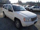 2003 Jeep Grand Cherokee Stone White